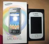 Samsung Galaxy Gio S5660, Alb, Neblocat, 3.2''