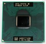 Intel Pentium T4200 2.0GHz 1MB 800 FSB,Socket P 478 p478 hp compaq cq61 cq60 etc