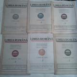 LIMBA ROMANA - revista bilunara de literatura si arta - redactor V.CORBASCA, NR.2, 3, 4, 5, 6, 7 \ 1929 - Revista culturale