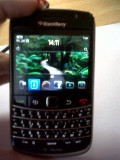 Blackberry Bold 9780, Negru, <1GB, Neblocat