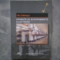 APARATE SI ECHIPAMENTE ELECTRICE IULIU DELESEGA C13 686