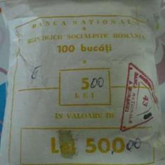 monede necirculate  500 lei eclipsa totala de soare 11 august 1999, sac BNR