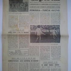 Ziarul Sportul 24 martie 1977