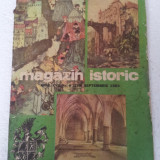 MAGAZIN ISTORIC - SEPTEMBRIE NR.9 (1983)