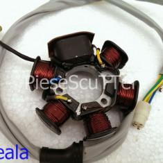Magnetou - Stator - Aprindere scuter Derbi Atlantis ( 49cc - 50cc - 80cc )