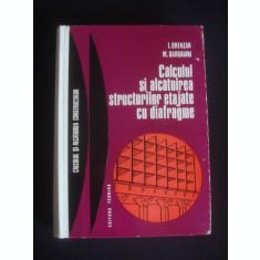I. BRANZAN - CALCULUL SI ALCATUIREA STRUCTURILOR ETAJATE CU DIAFRAGME
