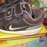 Adidasi Nike ca NOI nr.21, maro - Adidasi copii Nike, Unisex, Moka