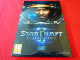 Joc Starcraft II Wings of Liberty, PC, original si sigilat, 49.99 lei!, Role playing, 16+, MMO