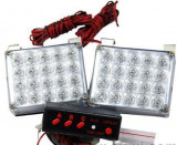 LAMPA LED STROBOSCOPICA LUMINA PORTOCALIE 51028