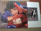 janet jackson Dream Street album muzica pop disc vinyl lp 1984
