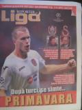 CFR Cluj Napoca - Galatasaray Istambul (7 noiembrie 2012)