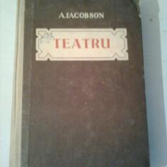 AUGUST IACOBSON ~ TEATRU ( 5 PIESE ) - Carte Teatru