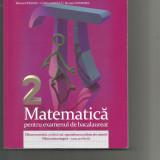 Matematica Bacalaureat Pregatire M2