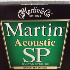Martin Acoustic 80/20 extra light 0.10-0.47 - Corzi Chitara