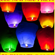 Lampioane - Decoratiuni nunta
