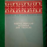 Portul popular maghiar din Trascau ( cu 30 ilustratii+3 planse color)-Ieno Nagy - Carte Arta populara