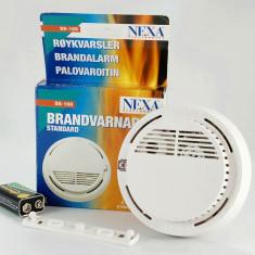 Avertizor (detector) acustic si optic de incendiu - Nexa SS168 - - Senzor de fum