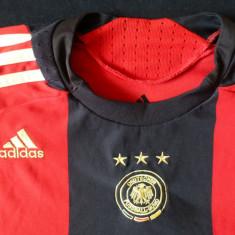 Tricou Adidas Clima 365 Climacool Deutscher Fusball-Bund; marime XS: 48 cm bust, Maneca scurta