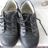 Pantofi de piele pentru baieti
