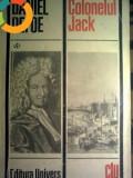 COLONELUL JACK - de DANIEL DEFOE