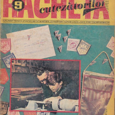 Bnk div Revista Racheta cutezatorilor, diversi ani, diverse numere