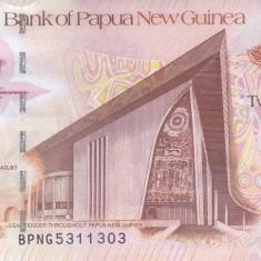 Bancnota Papua Noua Guinee 20 Kina 2008 - P36 UNC (comemorativa)