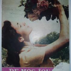 Revista FEMME DE NOS JOURS - anii '60( deteriorata) - Revista femei