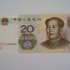 BBS1 - CHINA - 20 YUAN