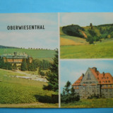 HOPCT 8465 GERMANIA - OBERWIESENTHAL, Europa, Necirculata, Printata