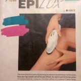 Aparat epilator (rupe firele, nu le taie)