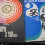 Tehnica studiourilor de radio si televiziune + Universul mijloacelor audiovizuale