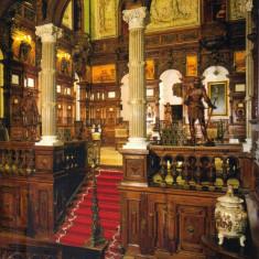 Carte postala PH019 Sinaia - Castelul Peles - Holul de onoare - necirculata