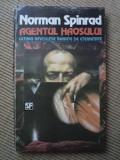 Norman Spinrad Agentul haosului sf carte hobby