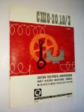 Pliant romanesc pentru Rezistență Cuptor cu cuva ,anii '60
