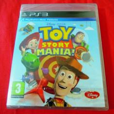 Joc Toy Story Mania, PS3, original si sigilat, alte sute de jocuri! - Jocuri PS3 Altele, Actiune, 3+, Single player