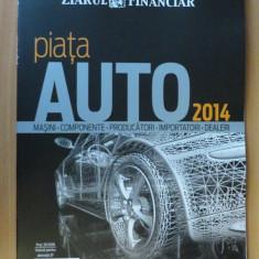 Piata auto 2014 Ziarul Financiar ZF - Revista auto