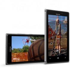 Vand Nokia LUMIA 925 Black || Smartphone NOU - Necodat