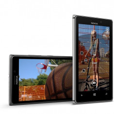Vand Nokia LUMIA 925 Black || Smartphone NOU - Necodat - Telefon mobil Nokia Lumia 925, Negru, 16GB, Neblocat
