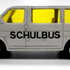SIKU -SCARA 1/58-VW TRANSPORTER,, SCHOOLBUS''-++2501 LICITATII !! - Macheta auto