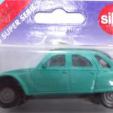 SIKU -SCARA 1/58- CITROEN 2 CV- ++2501 LICITATII !! - Macheta auto