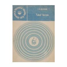 Iosif Constantin Bilegan - Tubul termic
