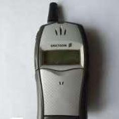 Ericsson T20, Argintiu, Neblocat, Sony Ericsson