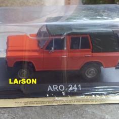 Macheta DeAgostini ARO 241 - NOUA +revista Masini de Legenda 46 - Macheta auto, 1:43