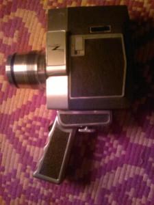 Aparat de fotografiat vechi film aparat foto Bell & Howell autoload