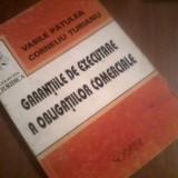 VASILE PATULEA, CORNELIU TURIANU GARANTIILE DE EXECUTARE A OBLIGATIILOR COMERCIALE, Alta editura