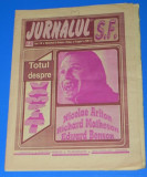 REVISTA jurnal JURNALUL SF science fiction nr 60 special totul despre vampiri