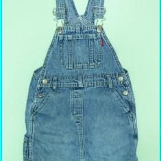 DE FIRMA _ Sarafan blugi fetite, marca H&M _ fete | 18 - 24 luni | 92 cm - Sarafan copii