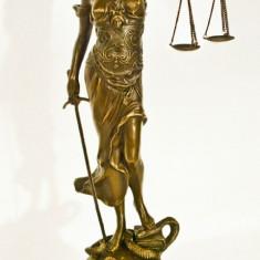 JUSTITIA - sculptura reproducere