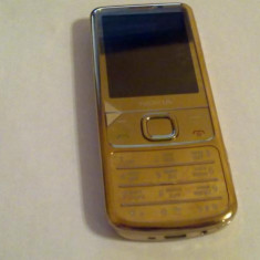 NOKIA 6700 RECONDITIONATE AURII GOLD IMPECABILE - Telefon mobil Nokia 6700