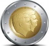 OLANDA moneda de 2 euro comemorativa 2014, UNC